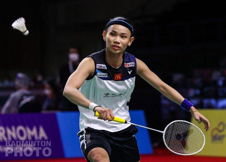 戴資穎。 資料照/Badminton Photo提供
