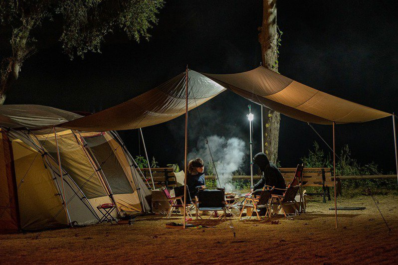 露營區管理爭議多,陳椒華認為應暫緩部會協商。(Photo by chulmin park on Pixabay under Pixabay License)