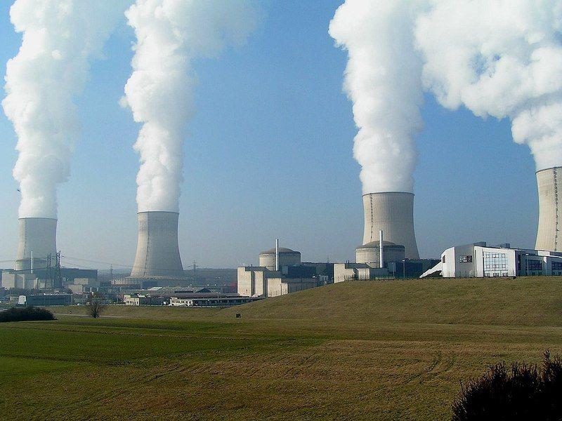 對於核二廠1號機除役後,台灣是否會缺電,各方都有不同意見。(Photo by Stefan Kühn on Wikimedia under CC 3.0)