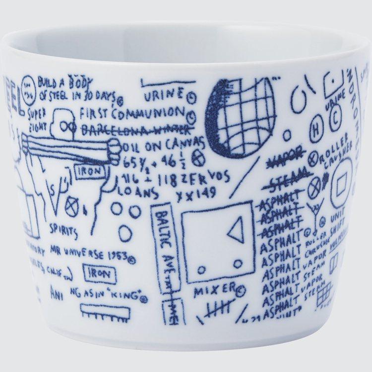 UNIQLO UT與Jean-Michel Basquiat聯名萬用杯290元。...