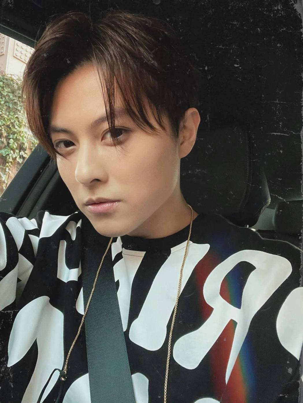 邱勝翊(王子)被港媒爆料因為生性愛玩,才會和鄧麗欣分手。圖/摘自臉書