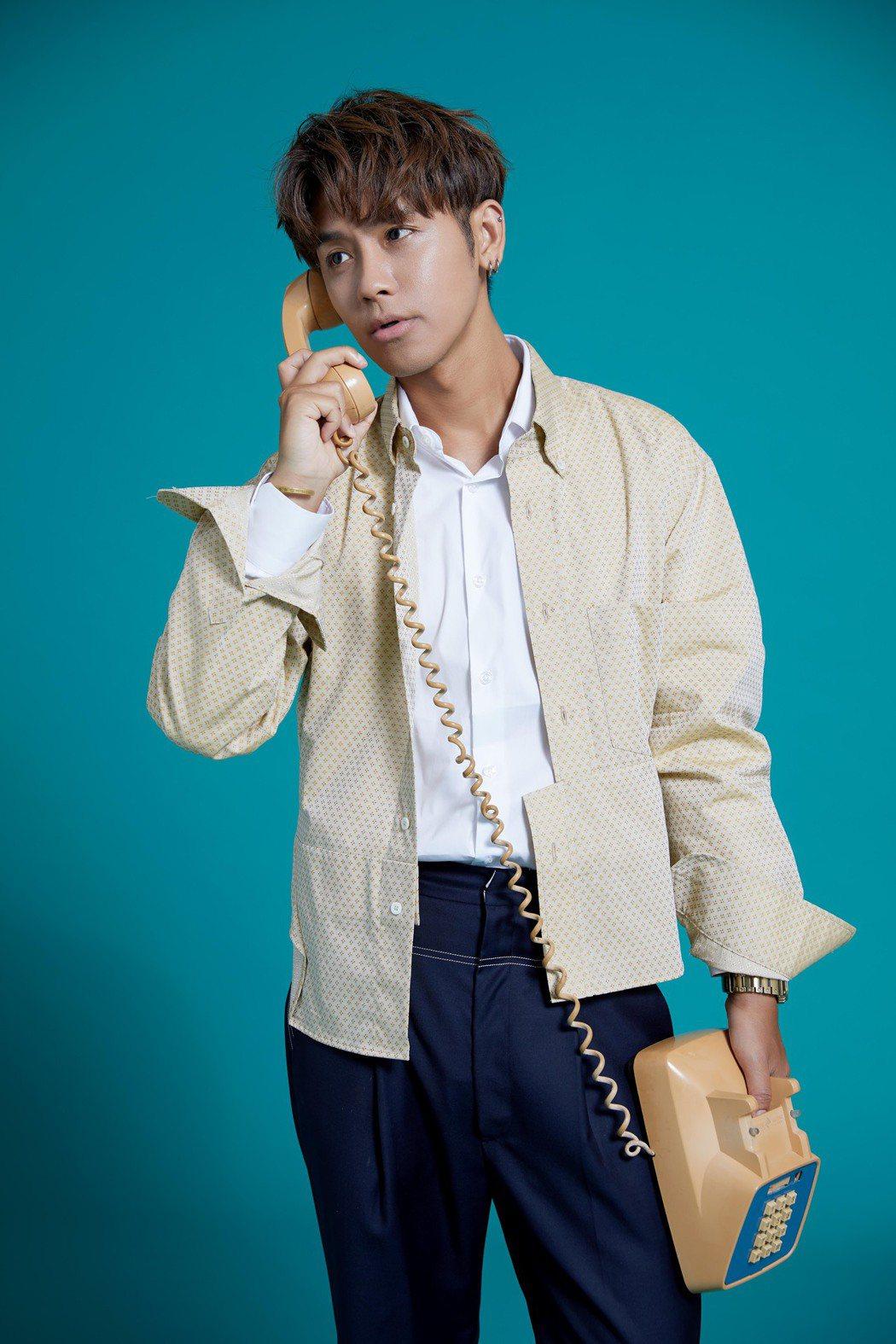 鼓鼓(呂思緯)宣布在高流的「聽到請回答Connecting…」演唱會延期。圖/相