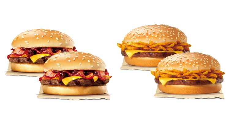 圖/漢堡王提供