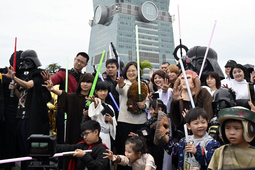 「當談到台灣當代文化時,我們的印象輪廓仍然是模糊的。」 圖/法新社