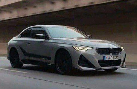 正式亮相前流出!全新世代BMW M240i外觀提早公開