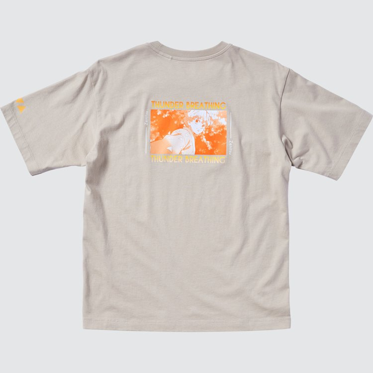 UNIQLO UT鬼滅之刃系列女裝T恤590元。圖/UNIQLO提供