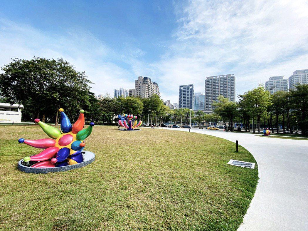 李玉玲希望美術館園區是市民願意親近的所在。圖/高美館提供