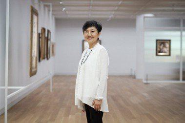 李玉玲將高美館變身為具當代性的美術館。記者沈昱嘉/攝影