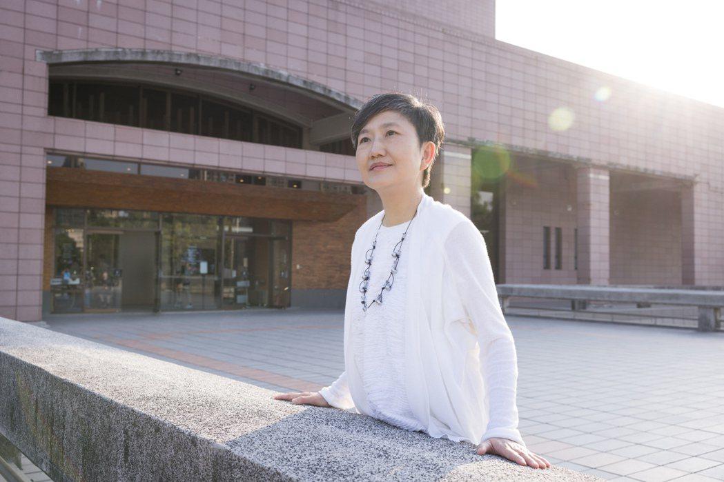 李玉玲希望高美館是市民大家的美術館。記者沈昱嘉/攝影