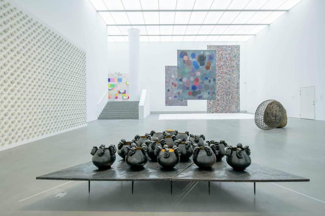 高美館與日本森美館合作「太陽雨」特展。圖/高美館提供