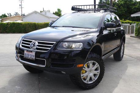 相當少見的Volkswagen Touareg V10 二手釋出!