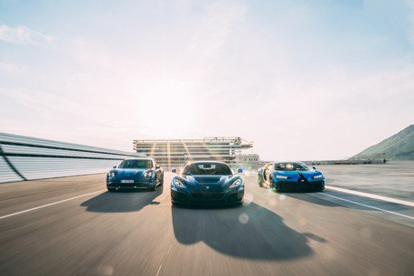 Rimac與Bugatti合資 第一輛Bugatti電動超跑十年內將登場!