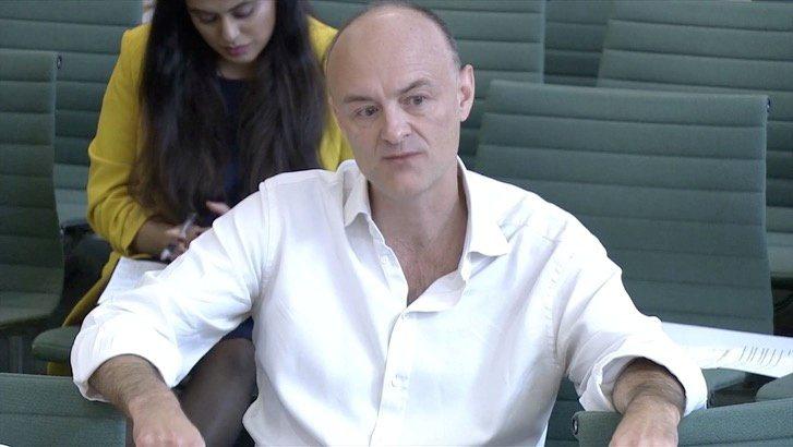 英國首相強生的前資深顧問康明斯近日加倍批評老東家,稱強生無法區分「真相和謊言」。路透