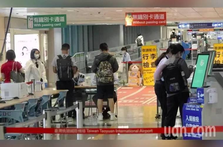 外交部表示,為了避免境外移入病例,將持續執行邊境嚴管措施,未持台灣有效居留證的非...
