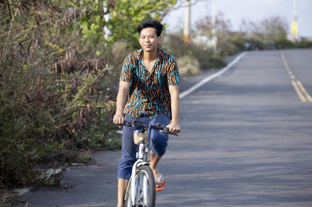 孫綻曾以「無主之子」的越南移工角色入圍金鐘獎迷你劇集男配角獎。圖/民視提供