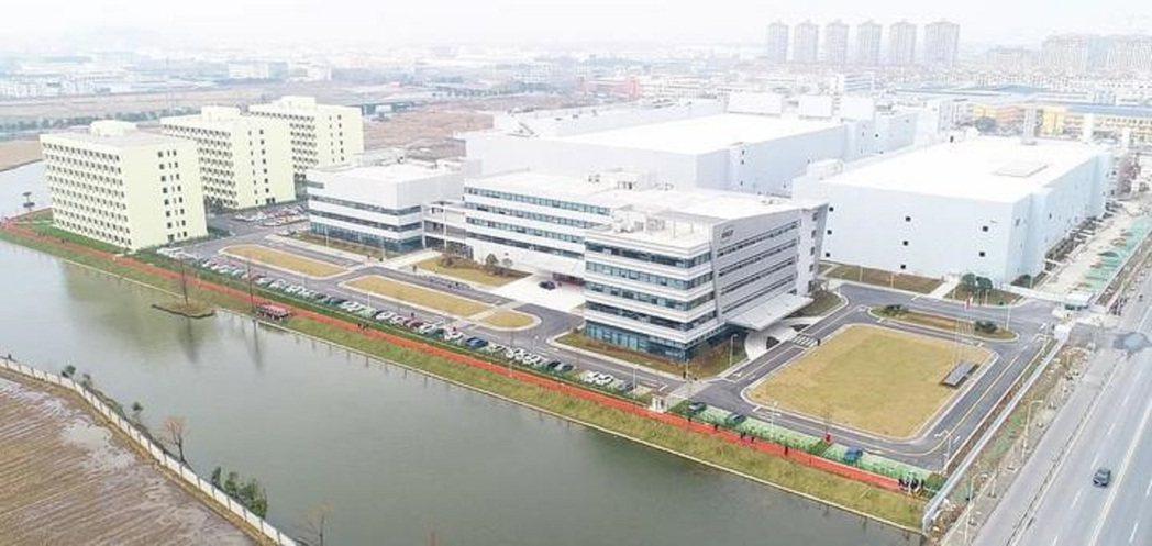 中芯紹興產能開始爬坡到每月7萬片晶圓。浙江新聞網