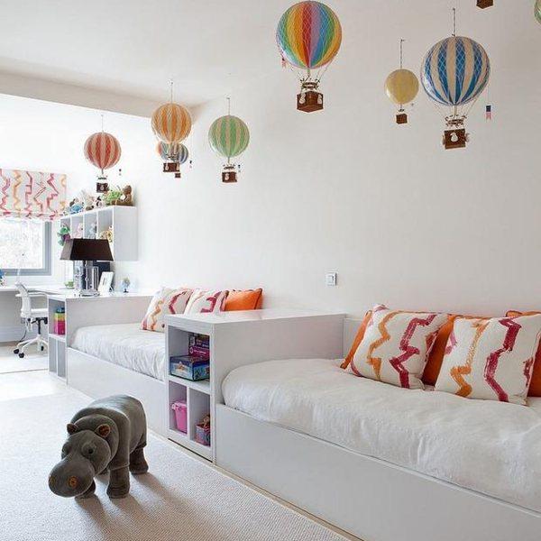 Authentic Models熱氣球位生活帶來童話的夢幻感。圖/Marais瑪...