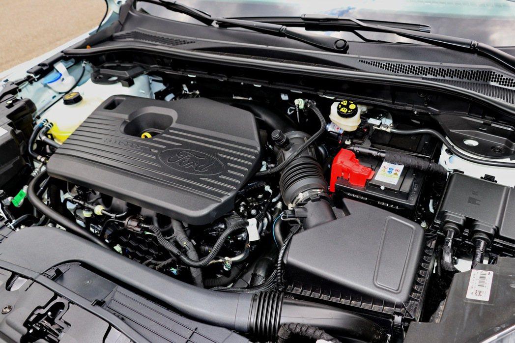 EcoBoost 250渦輪增壓汽油引擎整合先進雙渦流技術,創造領先同級的250...