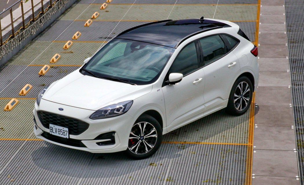 Ford Kuga EcoBoost 250 ST-Line X,防疫早鳥價12...