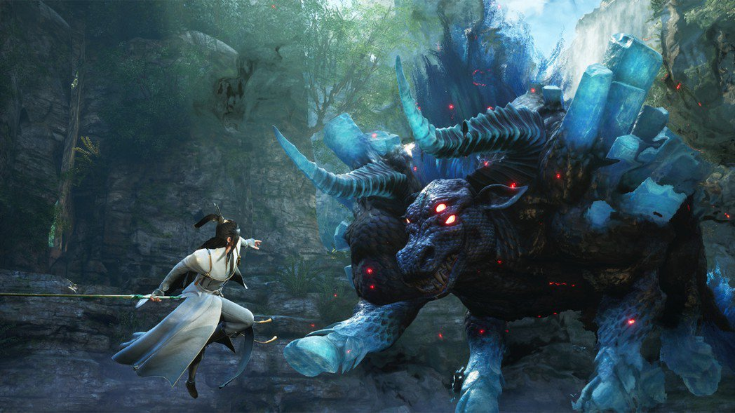 《仙劍奇俠傳七》以Unreal Engine 4製作,預計2021年內發售。