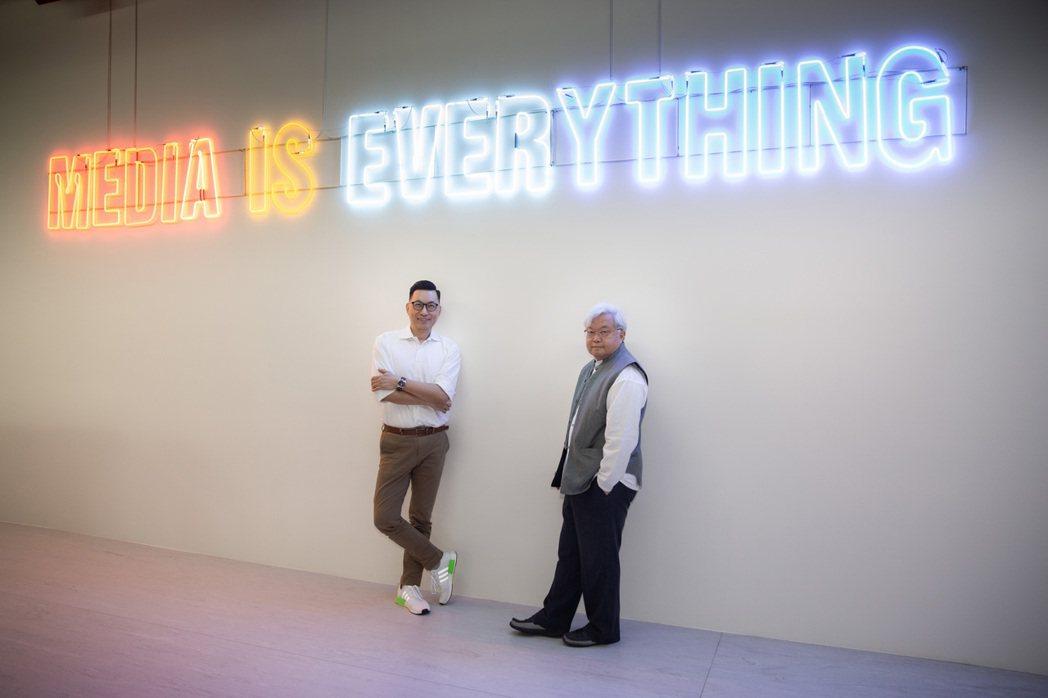 《大遷徙:盧明德》展出至9月19日。 圖/臺北市立美術館提供