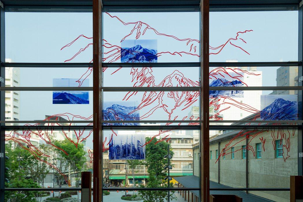 嘉美館希望能彙整地方型的美術史,與台灣其他地方甚至是國際展覽、論壇產生對話。 圖...