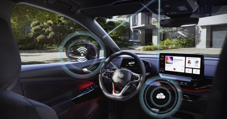 Volkswagen ID系列車款 準備接收第一次OTA更新!