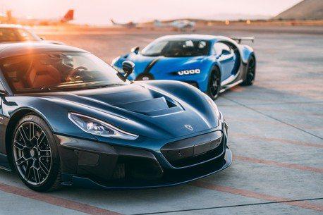 福斯賣超跑Bugatti股權 「Bugatti-Rimac」新公司預定第四季正式成立!