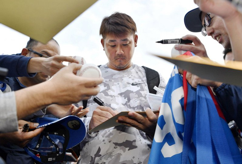 「平成怪物」之稱的松坂大輔因傷勢恢復不如預期,已向球團表達將在本季引退。 美聯社
