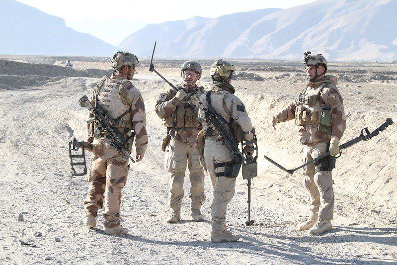 美軍、北約持續撤離阿富汗。(Photo by Metziker on Flickr under CC2.0)