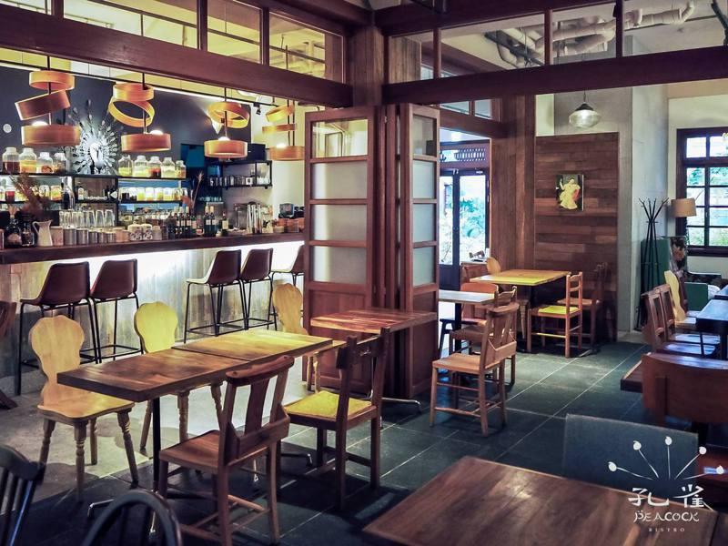 孔雀餐酒館將於7月11日停止接單。圖/取自孔雀餐酒館 Peacock Bistro粉絲頁