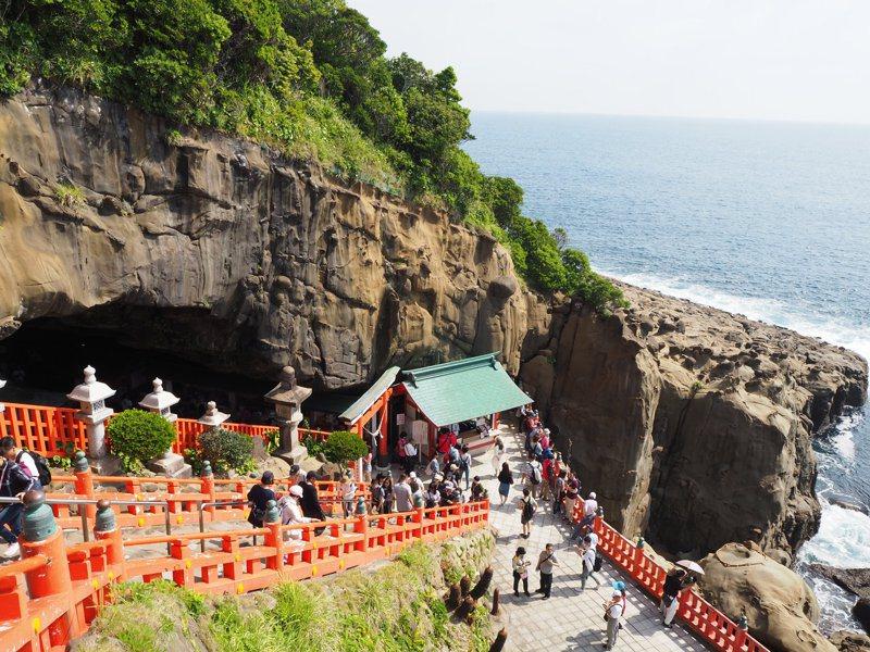 台灣人喜愛日本遊,加上捐贈疫苗助攻,每4人就有1人想奔往日本。記者羅建怡/攝影