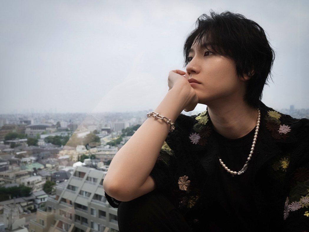 櫻田通透露能拍「AV帝王」第二季感到榮幸。圖/雅慕斯娛樂提供