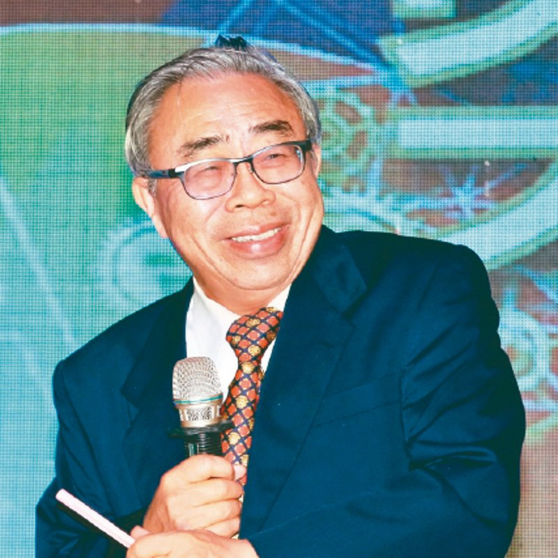 台塑集團總裁王文淵。(本報系資料庫)