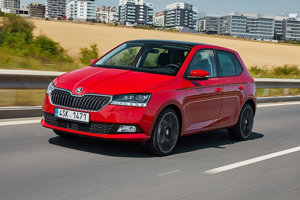SKODA Fabia推出「五星最安心」購車專案,以最優惠的購車條件提供來自歐洲...