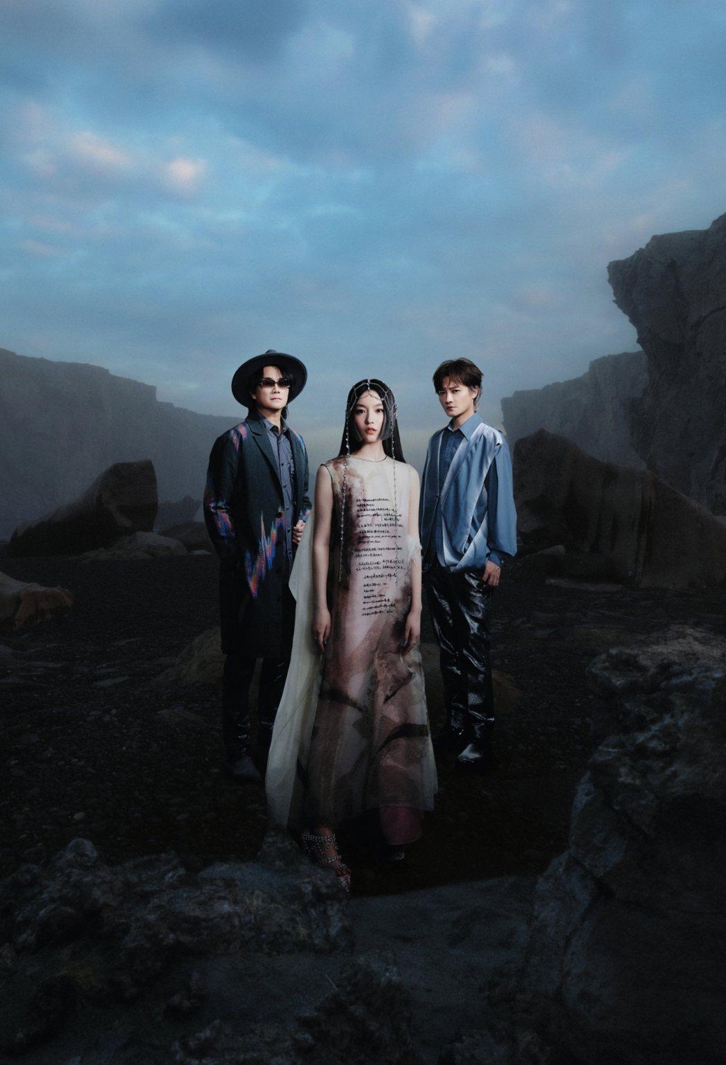 F.I.R.飛兒樂團新專輯「鑽石之心」砸7位數打造新時尚。圖/華研國際提供