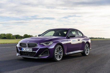 科技更新搭配復古造型!第二代BMW 2-Series Coupe後驅小跑車登場