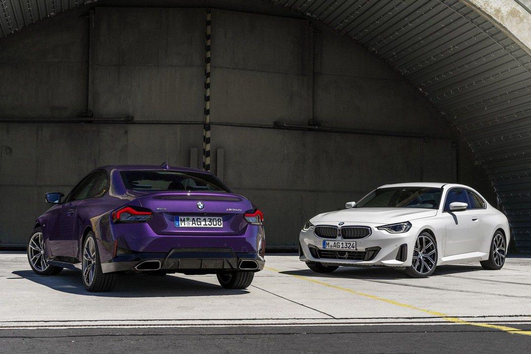 BMW 2-Series Coupe將在BMW位於墨西哥的聖路易斯波托西工廠生產...