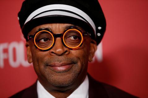 史派克李成為坎城影展首位美國非裔主席,同時也是世界各大型影展的首位黑人主席。 圖...