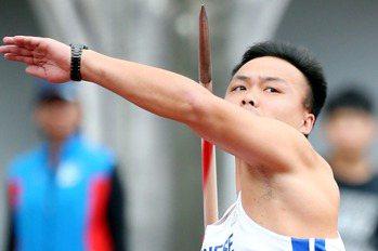 田徑/黃金右臂出征! 鄭兆村:讓世界知道這隻手臂來自台灣