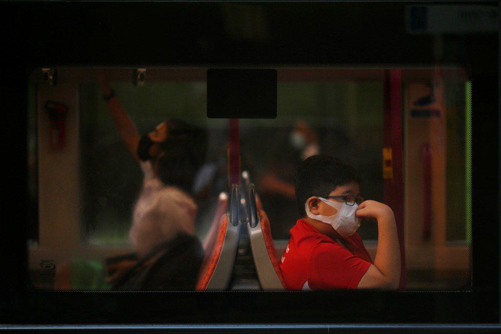 疫情也影響了兒少機構的交通編制。示意圖,非本文所指當事人。 圖/路透社