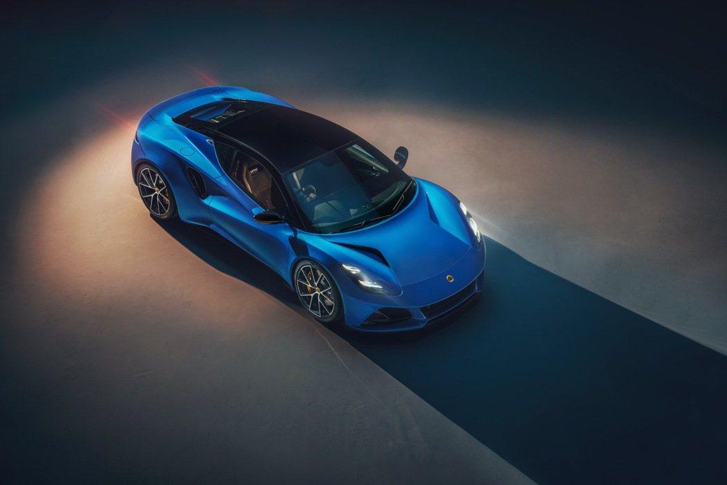 Lotus Emira新增了一顆來自Mercedes-AMG的2.0升四缸渦輪增...