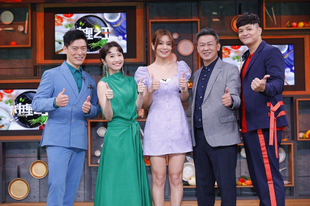 廚藝實境秀「料理之王2」迎來新賽事「名店料理挑戰賽」,「亞洲廚神」Jason W