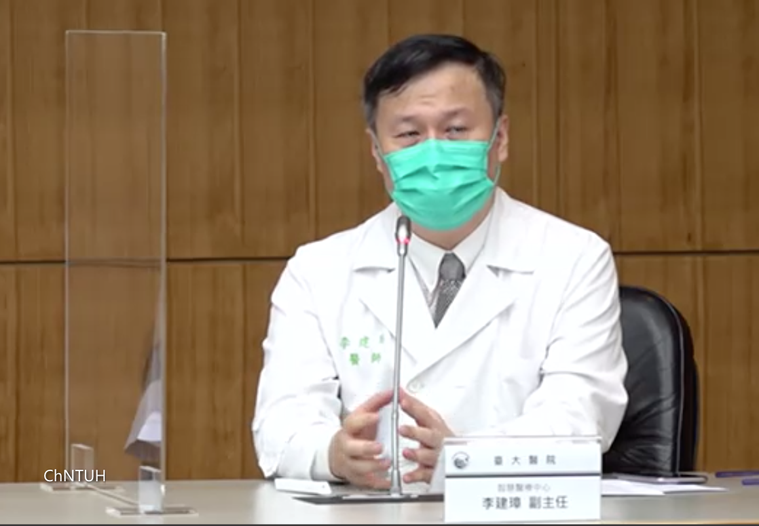 台大醫院智慧醫療中心副主任李建璋指出,血氧即時監測平台可幫助血氧監測更具連貫性。...