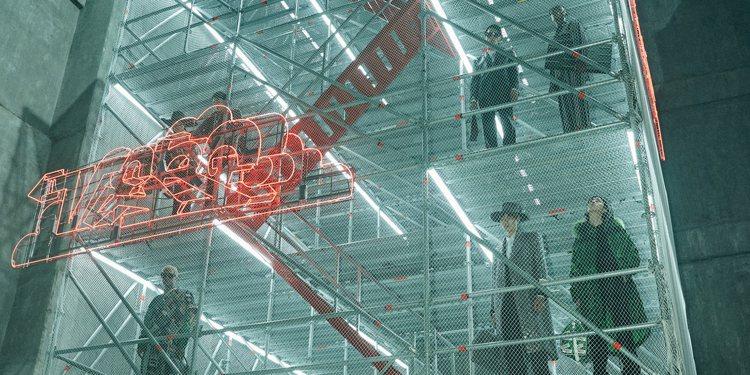 路易威登(Louis Vuitton,簡稱LV)昨天發表了與品牌大使BTS合作拍...