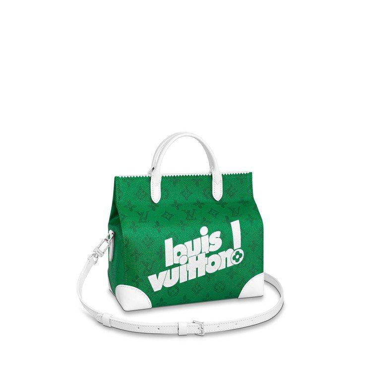 Litter手袋,88,500元。圖/路易威登提供