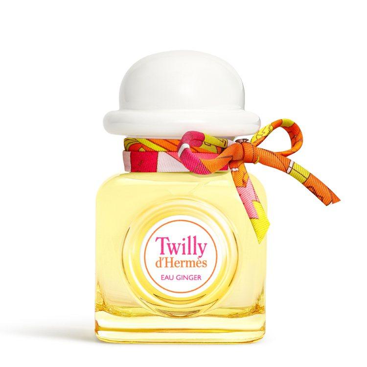 香水創作總監Christine Nagel選用三種原料調製出新的Twilly E...