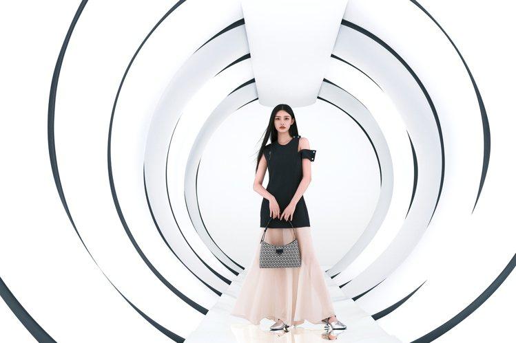 Salvatore Ferragamo宣布大陸女演員林允成為品牌全球代言人。圖/...