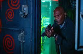 山謬傑克森主演「死亡漩渦:奪魂鋸新遊戲」也將在本月13日回歸大銀幕。圖/Catc...