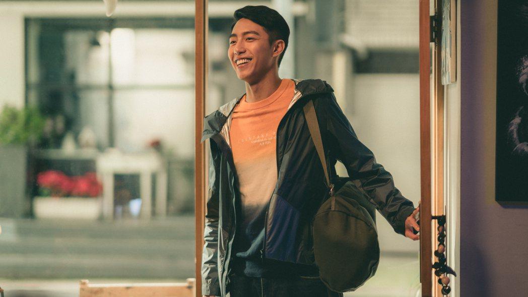 蔡凡熙「再說一次我願意」退伍後扛男主壓力爆棚。圖/皮諾丘電影提供